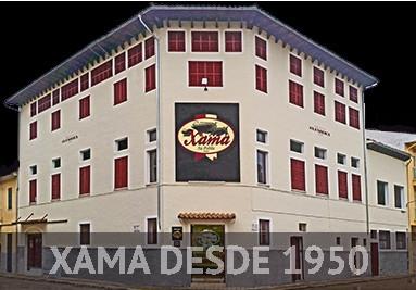 XAMA DES DE 1950